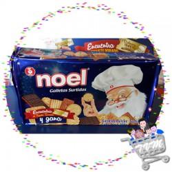 Galleta Navidad Dulces surtidas Caja 200g